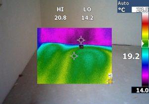 termovizija grindinio termovizija