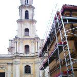 scaffolding, tellingud stillas, rakennustelineet , byggnadsställningar gerüste, sastatnes, aliuminiai pastoliai