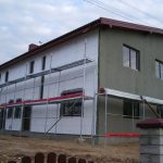 fasadų šiltinimas gyvenamojo namo, esbaltic