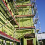 fasado šiltinimas, fasado renovacija Vilniuje