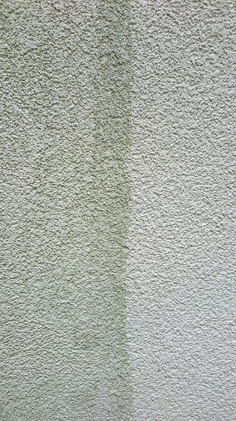 Fasado ir terasos valymas