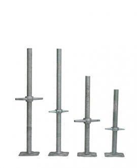 ALTRAD-Mostostal-PASTOLIAI-Scaffolding-Rusztowania-Gerust-REGULIUOJAMA-KOJA.-Reguliuojama-atrama-sriegine-0,50m.