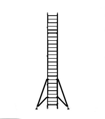 Aliuminio-bokstelis-boksteliai-pastoliai-aliumininiai-aliuminiai-ALUBERG-HOME-HB-7,5