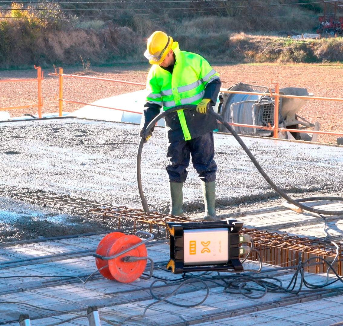 giluminiai betono vibratoriai enar