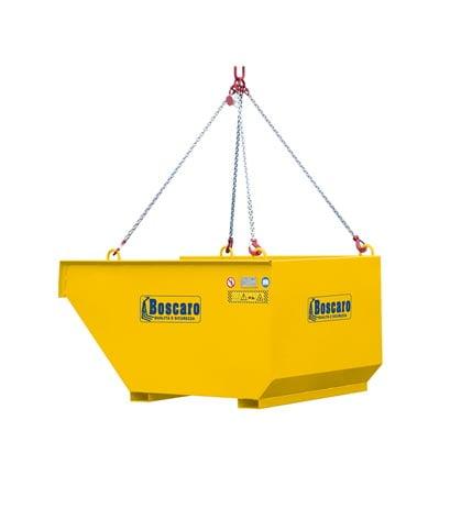 Statybinių atliekų dėžė konteineris BOSCARO M-D