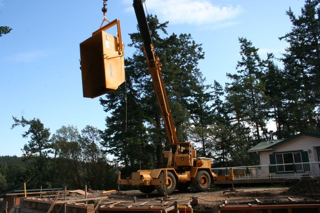 Boscaro statybiniai konteineriai statybinės dėžės